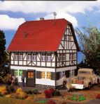 Vollmer 41275  Half Timbered House, L.370 x B. 300 x H. 440mm